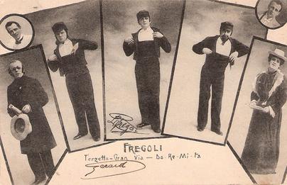 Fregoli-Delusion